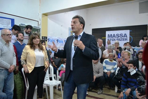Massa: «Tenemos la responsabilidad de defender a los trabajadores»