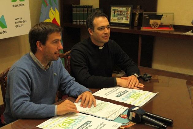 Apoyo del Municipio para construir capilla del Barrio San Martín