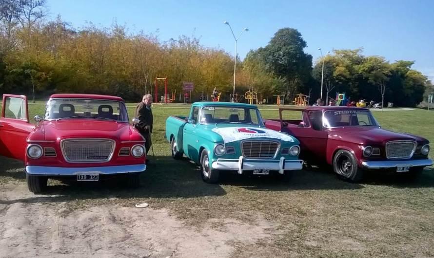 Las Studebaker llegan a Mercedes en homenaje a Paris Giannini