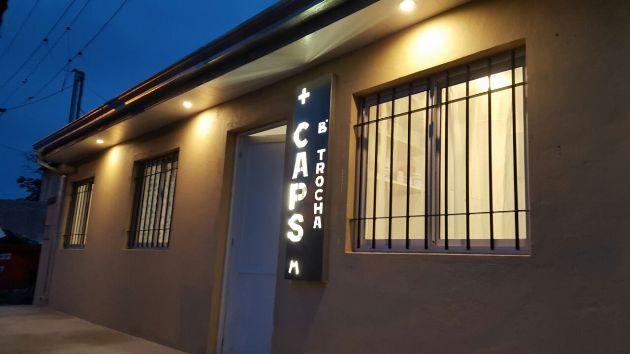 Reinauguraron el Centro de Atención Primaria de la Salud en Barrio Trocha