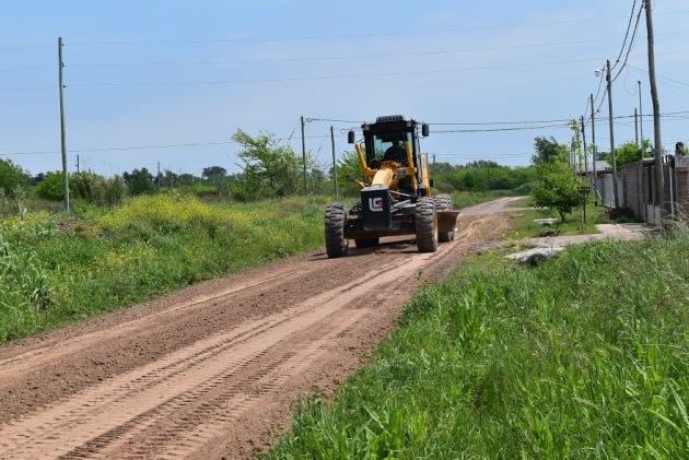 El Municipio anunció obras y mejoras en diferentes calles barriales