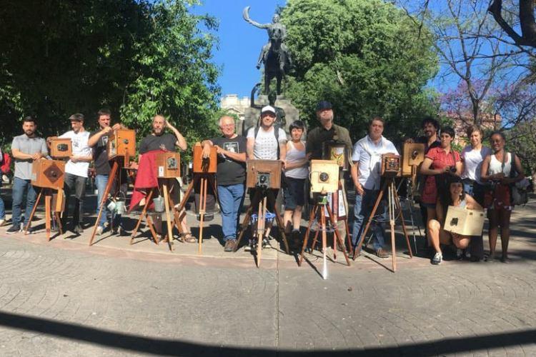 Los fotógrafos de plaza continúan con su encuentro en La Trocha