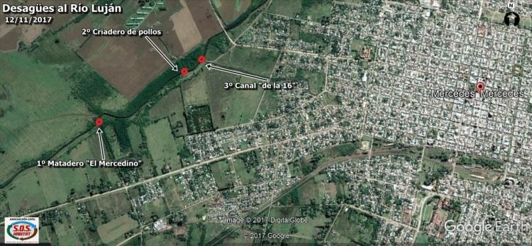 SOS Hábitat: Informe sobre estado sanitario del Río Luján