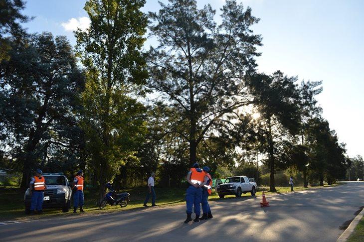 Secuestran motos que realizaban picadas y con escapes libres