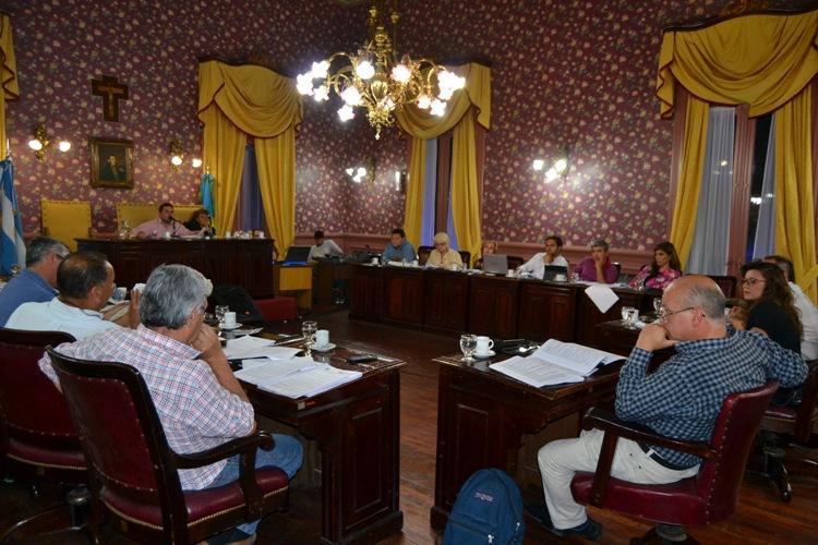 Ocho horas de Sesión Preparatoria para el tratamiento de la Ordenanza Fiscal e Impositiva