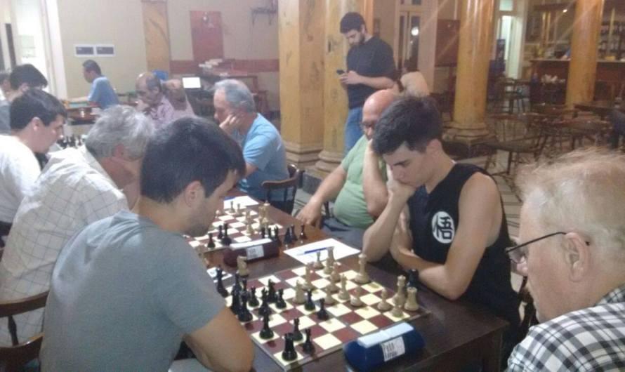 A una ronda del final, Martín Gioscio es el líder del torneo de ajedrez
