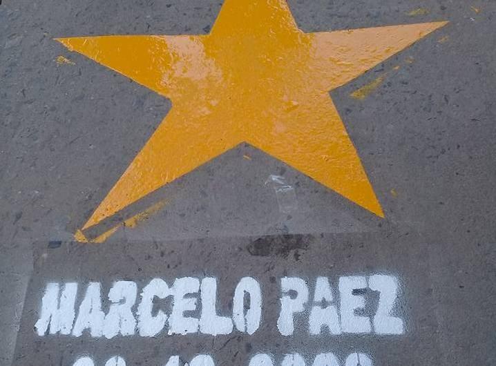 Dos estrellas recuerdan a más víctimas de siniestros viales