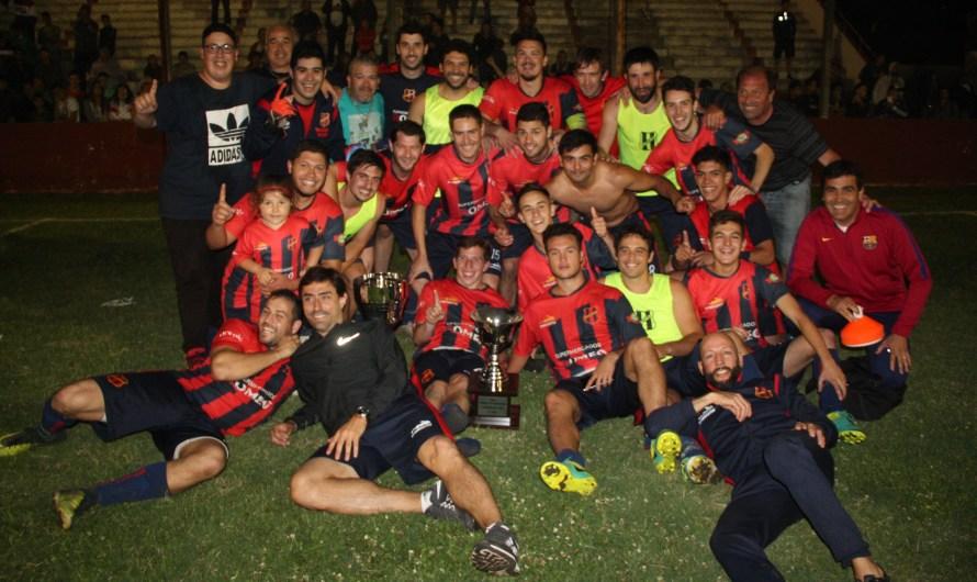 El Frontón se lo dio vuelta a Trocha y es el nuevo campeón de Primera División