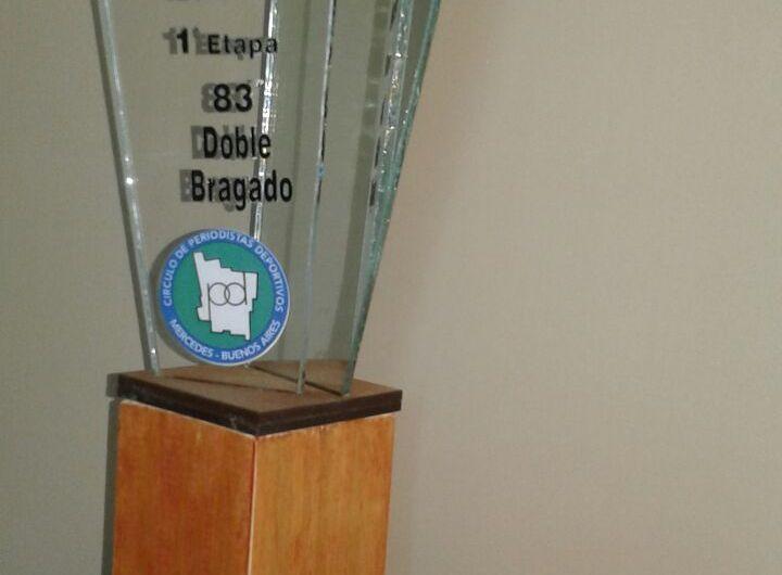 El Círculo de Periodistas Deportivos entregará un premio en la Doble Bragado