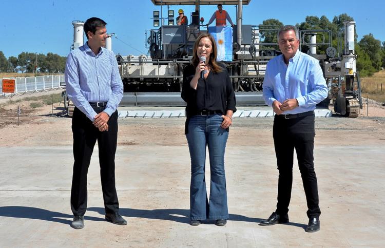 Provincia anunció obras en rutas bonaerenses