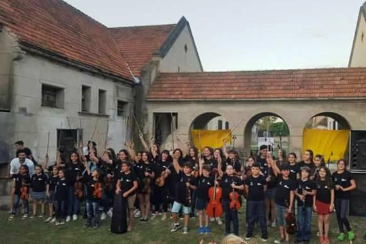 La Orquesta Escuela Mercedes abrió su inscripción para niños de 7 a 18 años