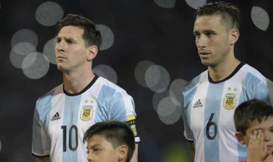 Lucas Biglia: «sin Messi somos un equipo normal»