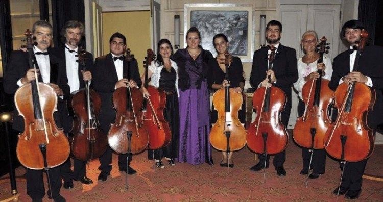 Concierto en Nacional: Violonchelos Argentinos con una voz soprano