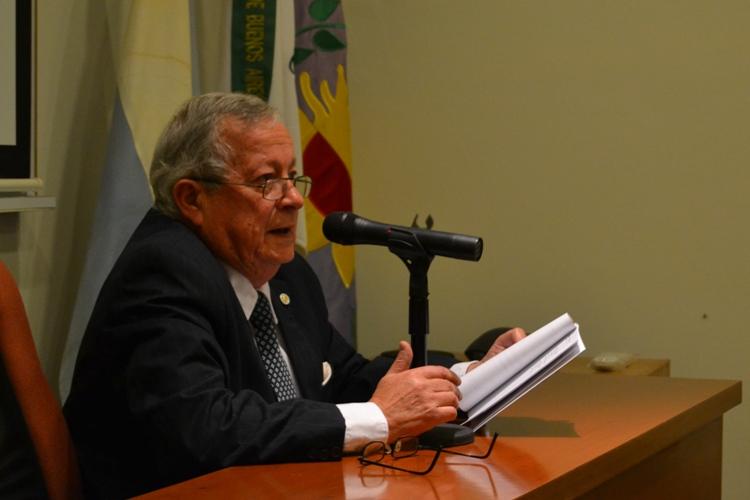 Molle presenta un nuevo opúsculo sobre Belgrano