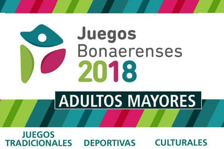 Empezó inscripción en los Juegos Bonaerenses para Adultos Mayores