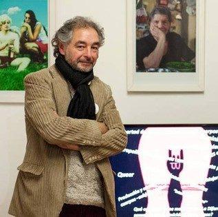 Ángel Rutigliano inaugura muestra titulada «La Vaca Loca»