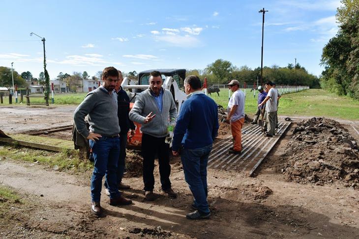 Municipio inicia obra de reparación asfáltica de calle 15 entre 40 y 42