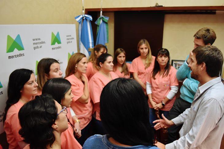 Ustarroz anunció ampliación del Centro Terapéutico Infantil (CETIM)