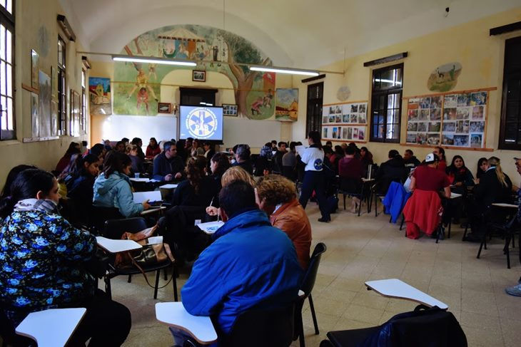 Más de 150 inscriptos al curso de RCP organizado por Protección Civil Municipal