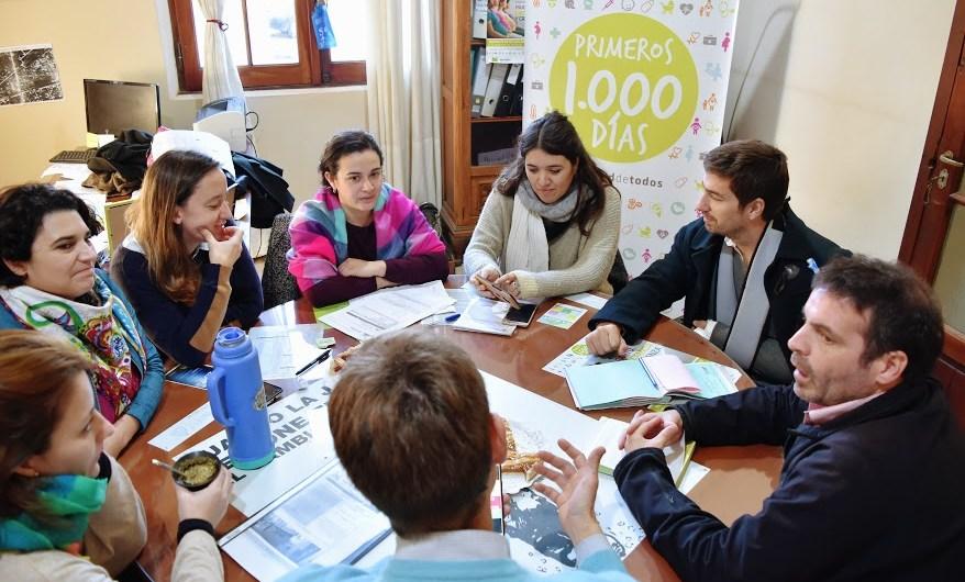 Municipio otorgó soluciones habitacionales a beneficiarias del programa «Primeros Mil Días»