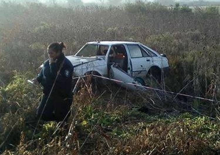 Siniestro vial en Ruta 41 termina con la vida de un jugador de El Frontón de S.A. de Giles