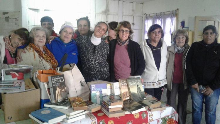 Liga de Madres de Familia visitó a las internas de la Unidad N° 5