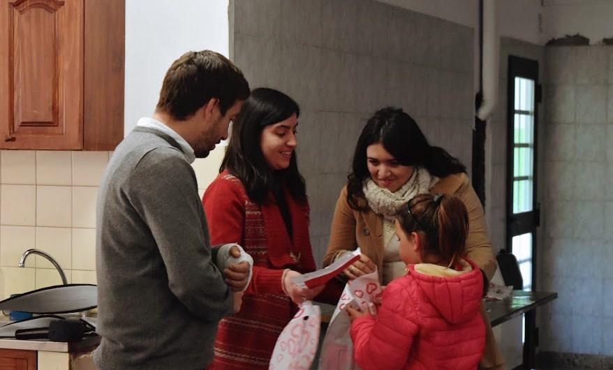Relatos, escritos y literatura en Casa del Niño con los chicos como protagonistas