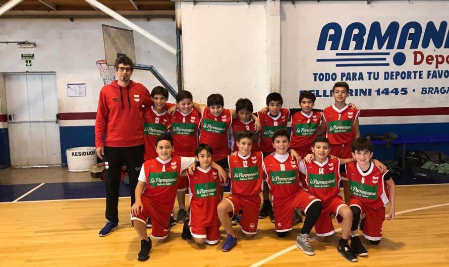 Buenas victorias de Quilmes en Mini y U15 ante Bragado Club