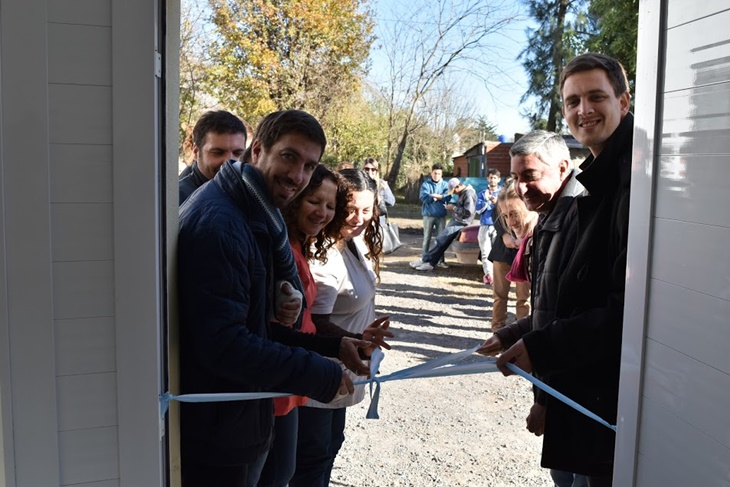 Inauguraron obras de ampliación del Centro de Atención Lomás del Pacífico