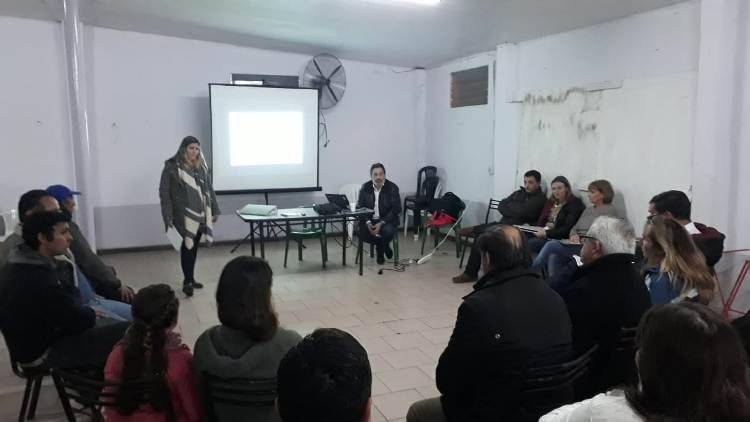 Presupuesto participativo en la zona rural