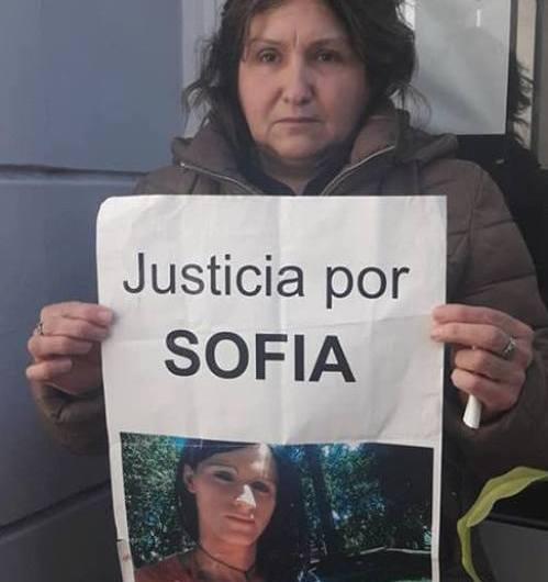 """""""Queremos Justicia para Sofía y cupo laboral trans para todas»"""