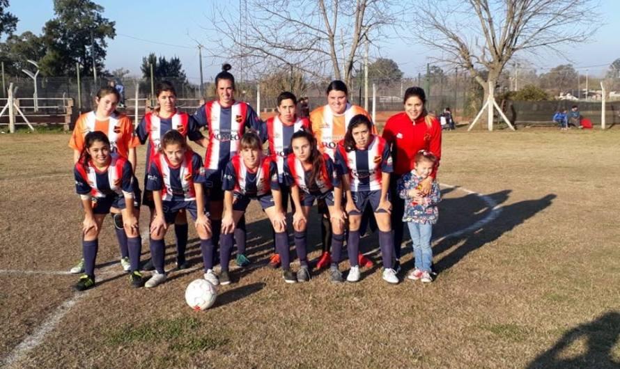 Vélez y El Frontón definirán el título en Primera del Fútbol Femenino (video)
