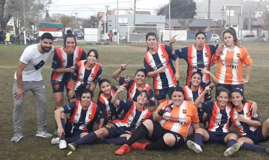 El Frontón, campeón del Apertura del Fútbol Femenino