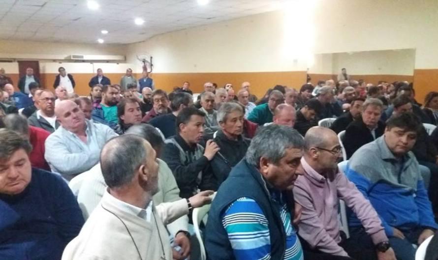 Mercedes estuvo presente en la numerosa reunión del Consejo Federal