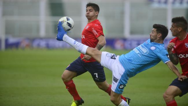 Federico Lértora renovó con Belgrano hasta 2021