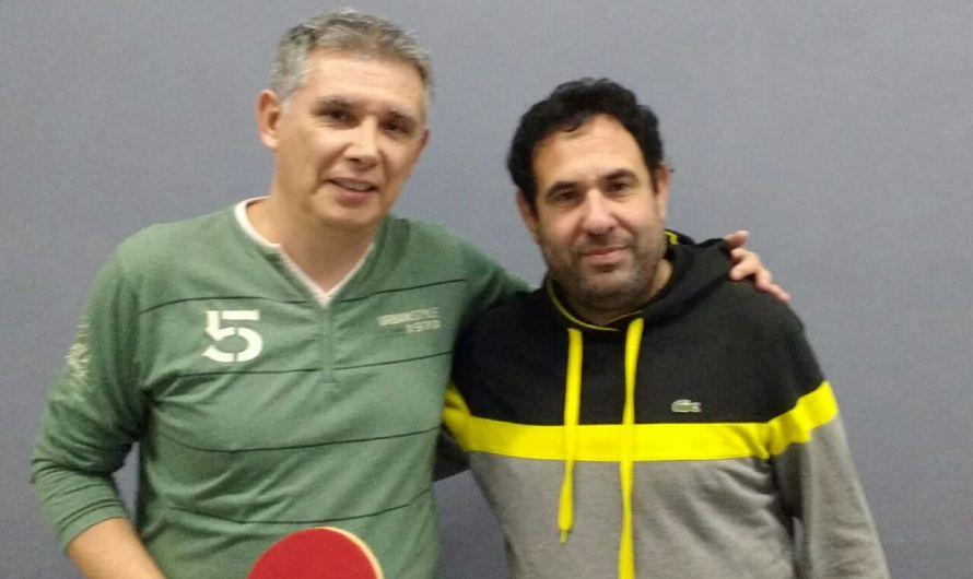 Marcelo Del Valle, campeón de Sexta en Club Gimnasia