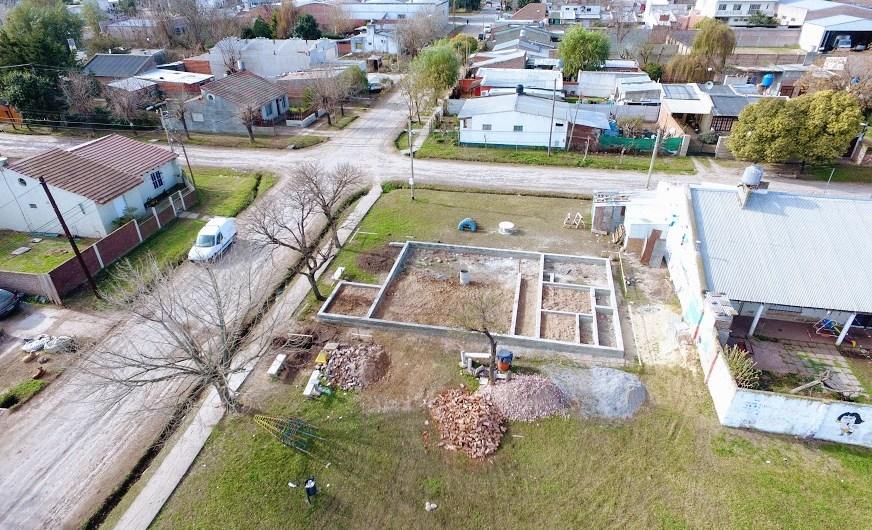 En barrio San Justo Municipio construye un nuevo Jardín Espacio Primera Infancia