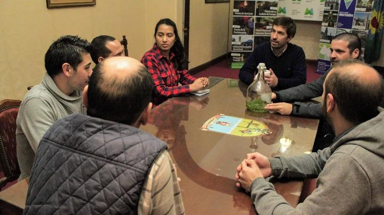 Municipio firmó convenio con UCA y CONICET de Rosario