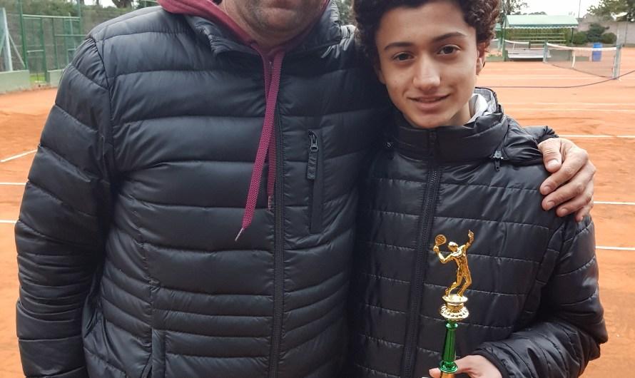 Grado 5: Valle campeón, Meccia, Horn, Cancela y Rebagliatti, sub campeones