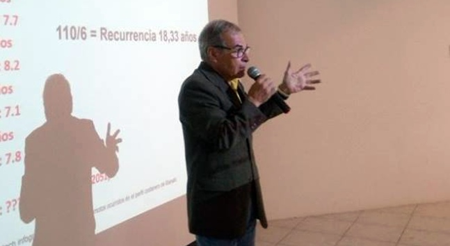 """Miguel Palma dará charla en Mercedes y llama a generar """"una cultura de prevención"""""""