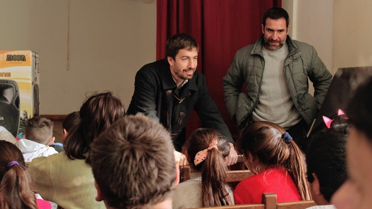 Municipio entrega bienes a la EP N°7 siendo un nuevo aporte a la educación
