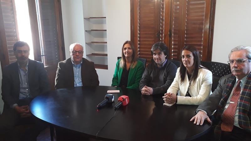 Candidata al Consejo de la Magistratura estuvo en Mercedes