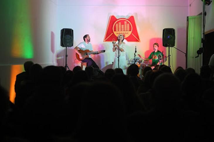 MAMM Music: Un Museo en Brasil