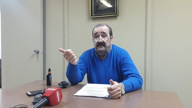 Falleció el sindicalista Carlos Palleros