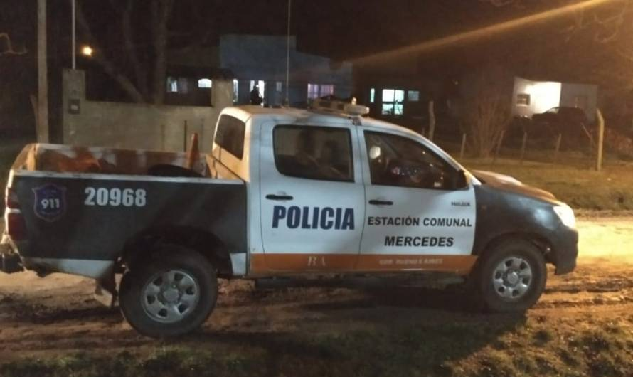 Rápida intervención policial evita situación de riesgo y peligro