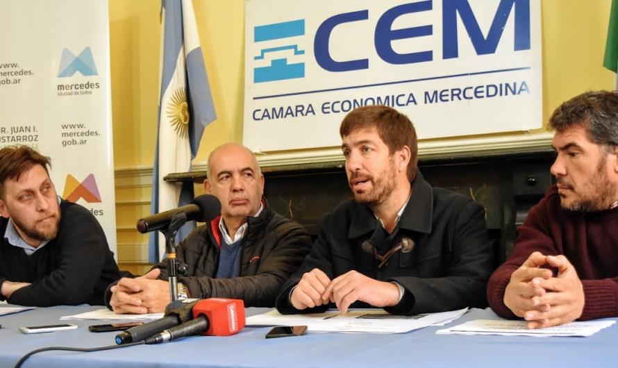 Municipio junto a Cámara Económica declaran «Emergencia Pyme y Comercio»