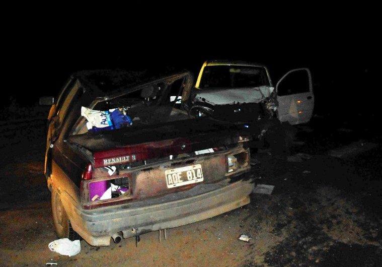Nuevo violento choque sobre Ruta 5: Heridas leves para los conductores