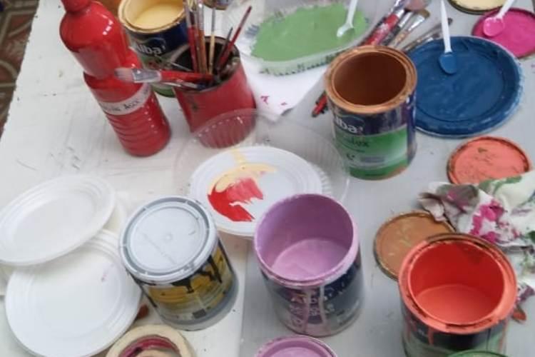 Escuela de Arte organiza Concurso de Manchas