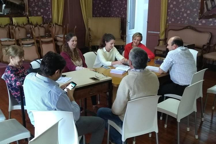 HCD: La Comisión de Seguridad ampliada se reunió con funcionarias del área