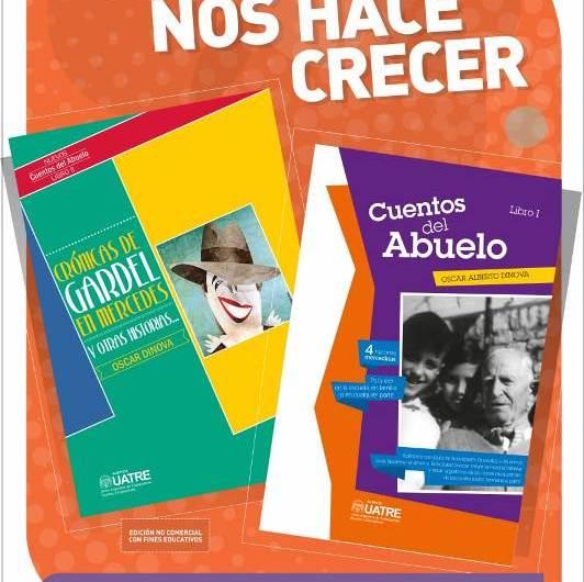 Los libros de Dinova llegarán a cada alumno de escuelas rurales